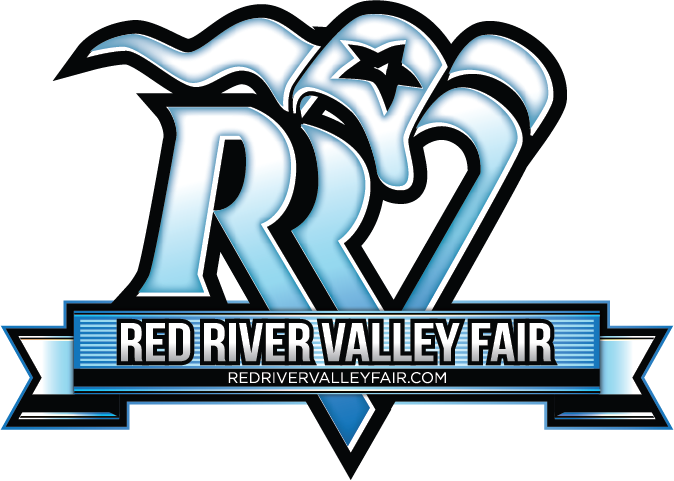 Red River Valley (RRV) Fair Logo