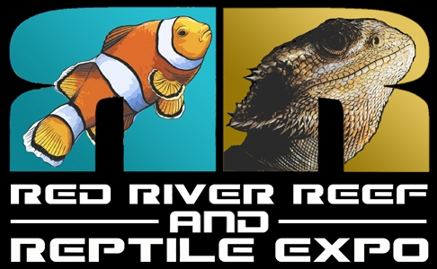 Red River Reef and Reptile Expo Logo